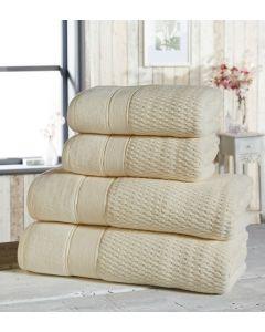 Royal Velvet Towel Bales - Cream