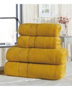 Royal Velvet Towel Bales - Ochre