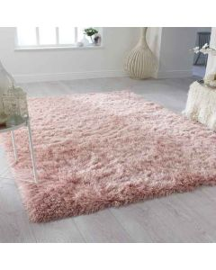 Dazzle Blush Pink Rugs