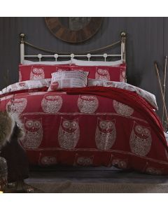 Wise Old Owl Bedding Set