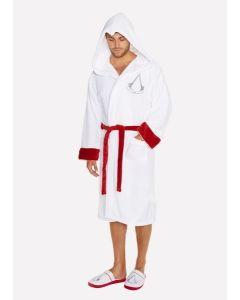 Assassins Creed Bathrobe - White