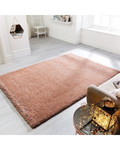 Athena Rug - Rose Gold