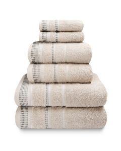 Berkley Bath Towel Bales - Natural