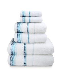 Berkley Towel Bales - White