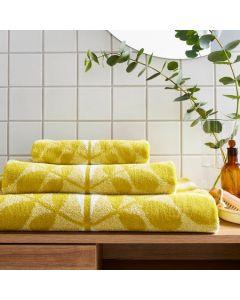 Orla Kiely Botanica Stem Towels - Dandelion