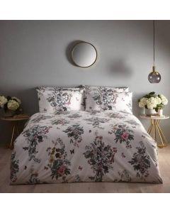 Oasis Botanical Bouquet Duvet Cover Set