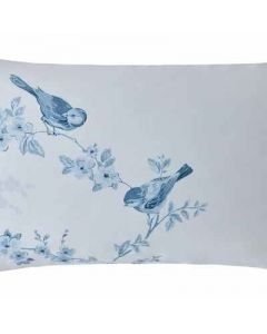 Cath Kidston British Birds Pillowcase Pair