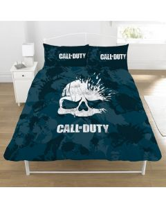Call of Duty Broken Skull Double Duvet Cover Set