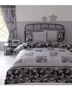 Camouflage Duvet Cover Set