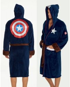 Marvel Captain America Bathrobe