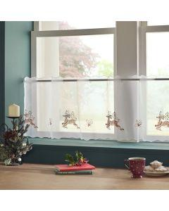 Prancer Cafe Curtains