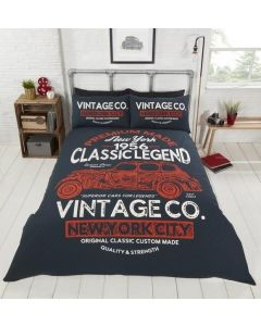 Classic Legend Duvet Cover Set