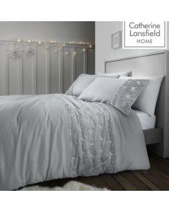 Catherine Lansfield Cosy Snowflake - Grey