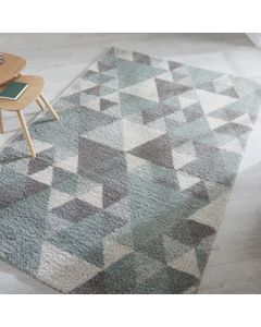 Dakari Nuru Rug - Mint/Cream/Grey