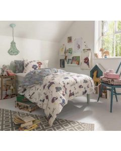 Fat Face Elsie Emu Duvet Cover Set