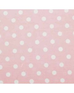 Float Away Fitted Sheet - Pink - Double