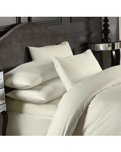 Grosvenor Pillowcases - 1000 TC - Cream