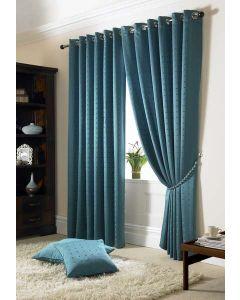 Madison Curtains - Teal