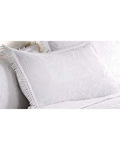 Mafalda Pillowsham - White