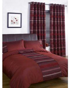 New York Bedding Set - Red