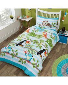 Rainforest Duvet Cover Set