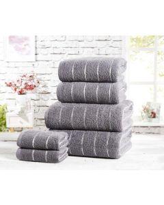 Sandringham Towel Bales - Charcoal