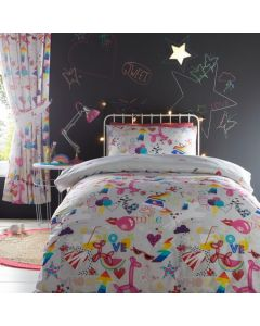 Sketch Bedding Set