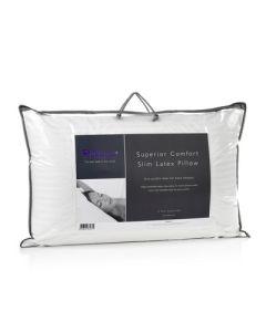 Superior Comfort Latex Pillow - Slim