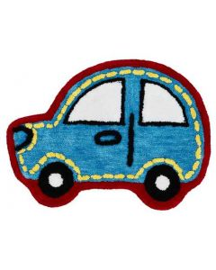 Catherine Lansfield Transport car shaped rug