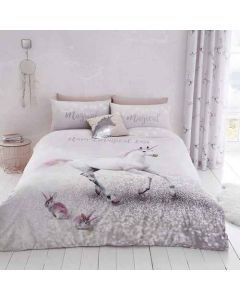 Catherine Lansfield Enchanted Unicorn Duvet Cover Sets