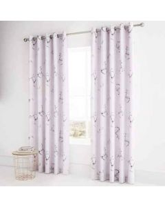 Catherine Lansfield Enchanted Unicorn Curtains