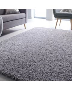 Veloce Rug - Silver