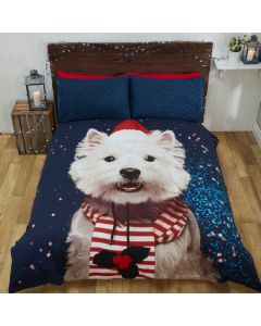 Westie Duvet Cover Set