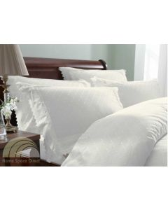 Balmoral Percale Pillowcase Pair  - White