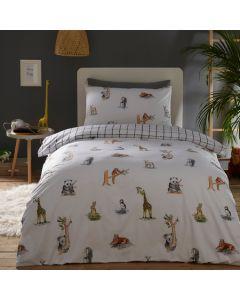 Wildlife Duvet Cover Set