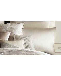Kylie Minogue Zina Pillowcase Pair - Praline - Housewife