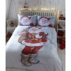 Father Christmas Duvet Cover Sets