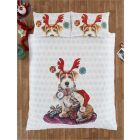 Ivy and Snowy Duvet Cover Set