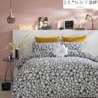 Skinny Dip Daisy Duvet Cover Set - Charcoal